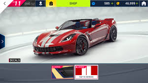 Do You Guys Think That There Will Be Ways To Obtain Decals For The Corvette Anytime Asphalt9