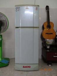 Bán tủ lạnh cũ SANYO SR-13VN