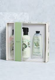 crabtree evelyn green avocado olive