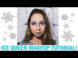 ice queen makeup tutorial carrie s