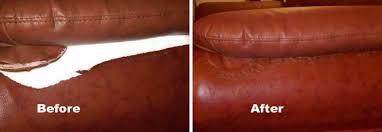 leather sofa repair color restoration