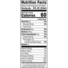 v8 healthy greens 46 oz bottle