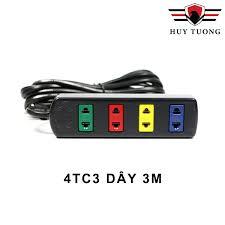 Bảng giá Ổ cắm có dây / Ổ cắm điện an toàn / Ổ cắm điện đa năng / Ổ cắm  điện Lioa ( 4 - 6 - 10 ổ cắm ) dây 5m và 3m Lioa - Huy Tưởng