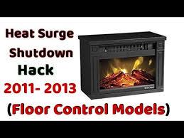 heat surge shutdown bypass fix