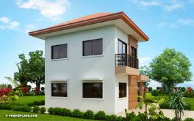 four bedroom compact two y house