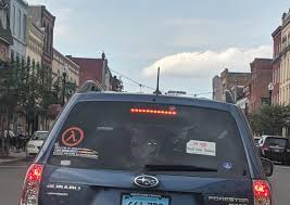 People In Front Of Us Had A Halflife Sticker On Their Car Halflife