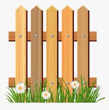 Cartoon Fence Festa Pequeno Wooden Fence Clipart Png Transparent Png Transparent Png Image Pngitem