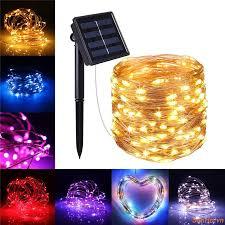 DL1568 Đèn LED trang trí năng lượng mặt trời giá rẻ