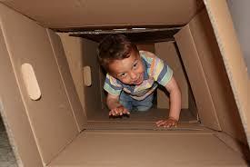 La galaxia de papel: Reto #4: Mi mundo en una caja.