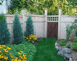 Fence Design Ideas Pictures Remodel And Decor Decorative Garden Fencing Backyard Fences Fence Design