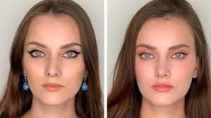 self make up vs professional help this