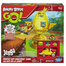 Angry Birds Go Trophy Cup Challenge Game: Amazon.co.uk: Toys ...