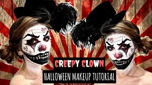 diy costume creepy clown