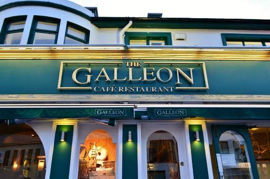 Galleon Restaurant best restaurants for your galway stag party