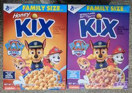 kix cerealously