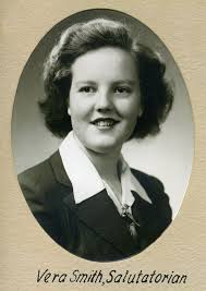 Manson High School Class of 1945 - Vera Smith