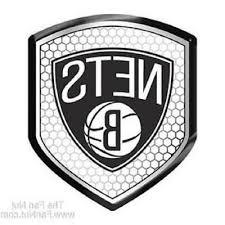 Brooklyn Nets Reflector Auto Decal Nba Car Emblem