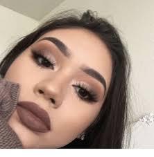 light brown eye makeup inspiring las