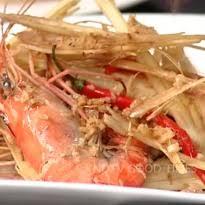 steamed tiger prawns recipe by nikhil