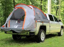 best camping truck tents parked in