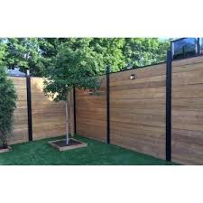 Horizontal Fence System Tahoe Slipfence Sweets