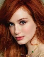 makeup for dark red hair brown eyes