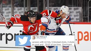 Hall and Larsson debate reignited after polarizing performances ...