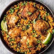rice arroz con pollo