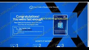 free psn gift card code how to add
