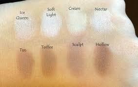 nyx highlight contour pro palette