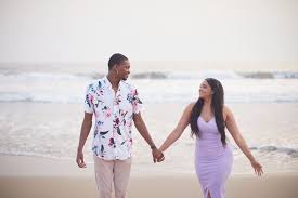 De'Aaron Fox got engaged on the beach to a former point guard | Kentucky  Sports Radio