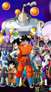 dragon ball z live wallpaper iphone