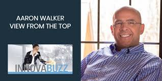 Aaron Walker, View from the Top - InnovaBuzz 138