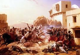 """""""هنا"""" الدرس الرابع المقاومة والحركات الاستقلالية في بلاد الشام ومصر والعراق"""