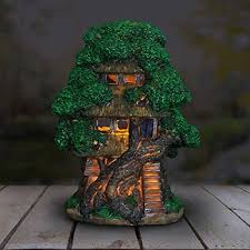 exhart thatched roof tree house w