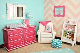 Lila S Chevron Nursery Project Nursery Baby Girl Room Girl Room Little Girl Rooms