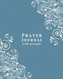 Prayer Journal with Prompts : Ada Watson : 9781689921404