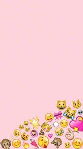 emoji wallpaper disered by jinx on