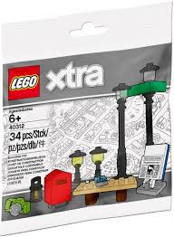 Mua đồ chơi LEGO City 40312 - Bộ Xếp hình Đèn Đường (LEGO 40312  Streetlamps) giá rẻ ở Việt Nam Mua đồ chơi LEGO City 40312 - Bộ Xếp hình…  (Có hình