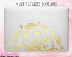 Laptop Decal Etsy