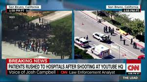 Hospitals treating patients after shooting at YouTube HQ - CNN Video