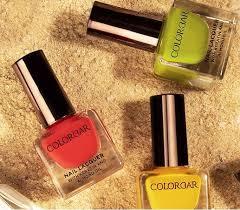 colorbar cosmetics nail polish 1001