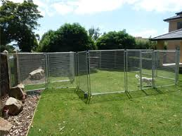 Spot On Pet Enclosures 4 5m X 4 5m Pet Enclosure With Gate