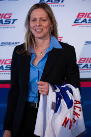 Big East Commissioner Val Ackerman is making noise in the sports industry  for women – Sport Fematics