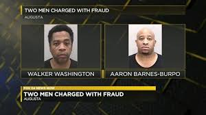 Two men charged with fraud - WFXG