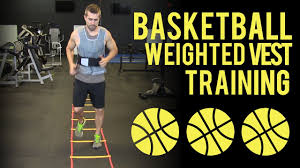 weighted vest workouts for basketball