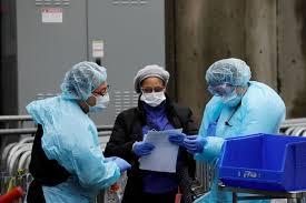 Coronavirus Cases Strain New York City Hospitals: 'We're Getting ...