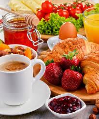 Verblijfservice Beaujean Vacances: ontbijt en lunch