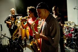 Steve Coleman Plays His Sax at the Stone - The New York Times