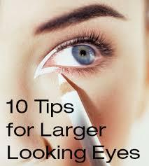 big eyes makeup